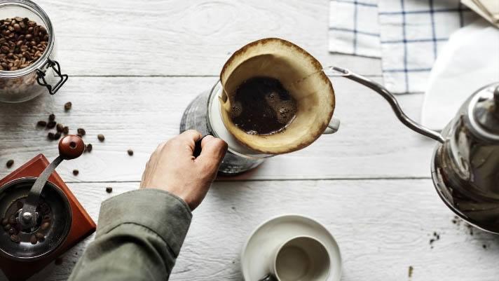 anleitung filterkaffee zubereiten handfilter